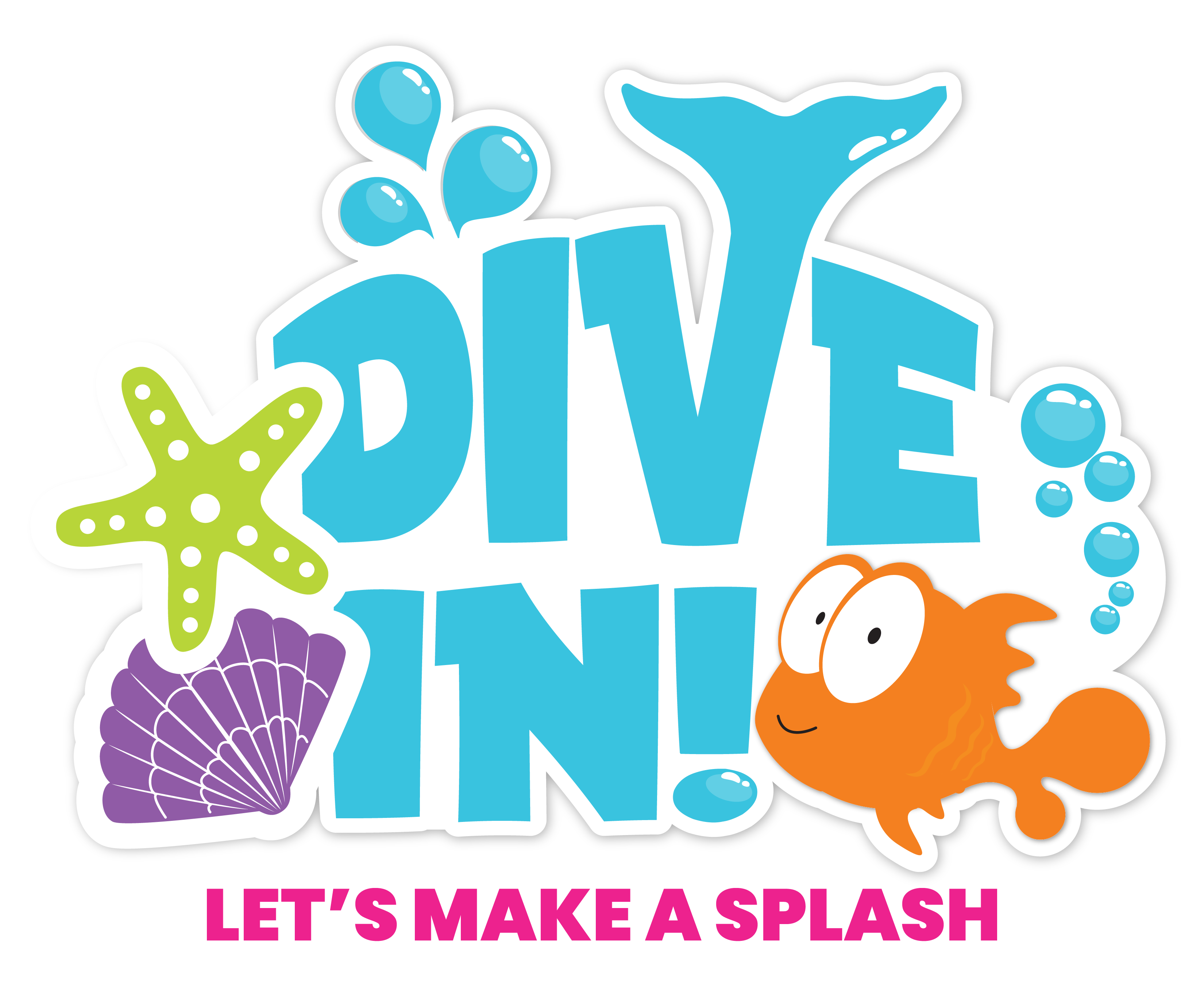 CampTastic Theme Logos 2021_Dive In with Tagline