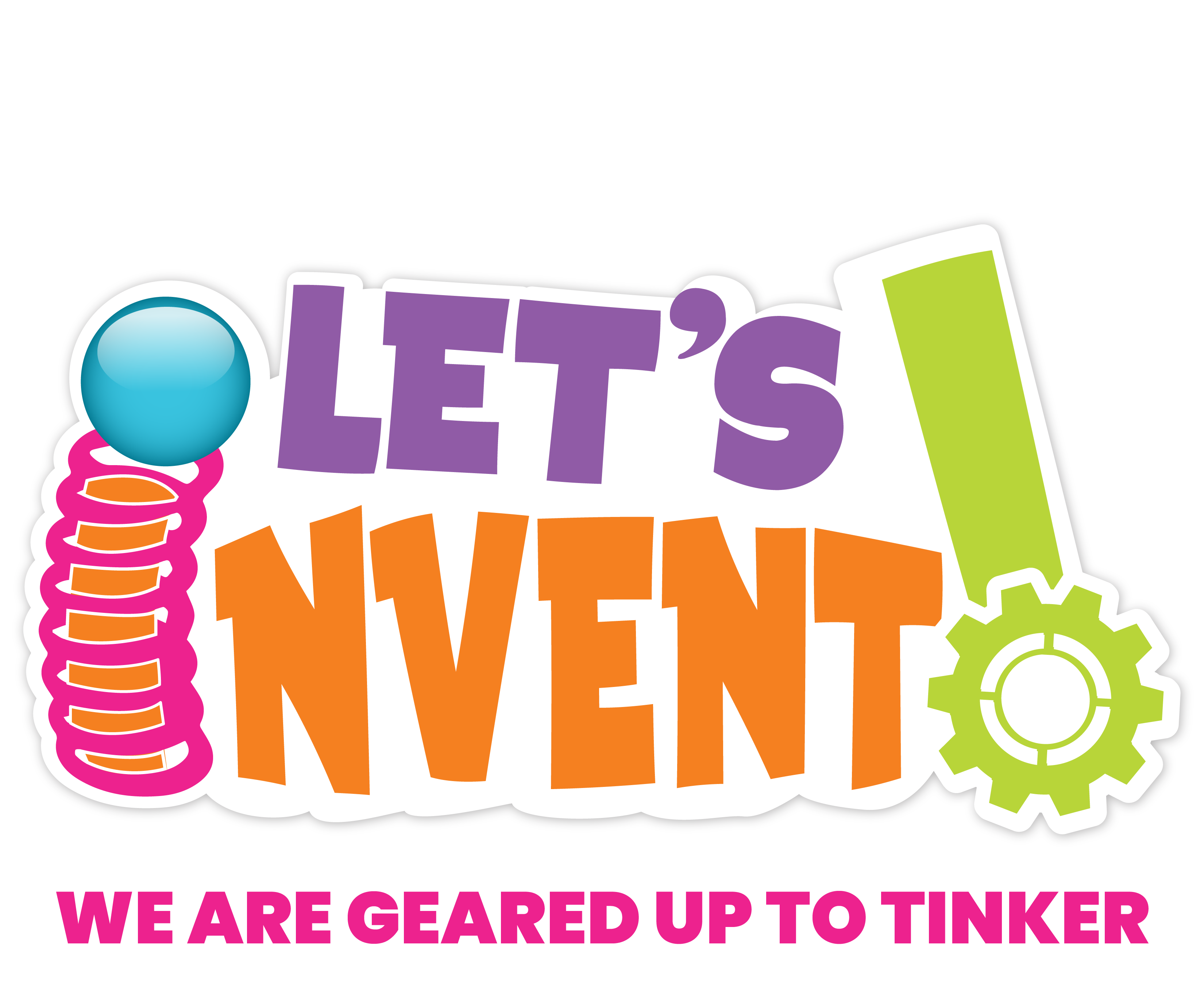 CampTastic Theme Logos 2021_Lets Invent with Tagline