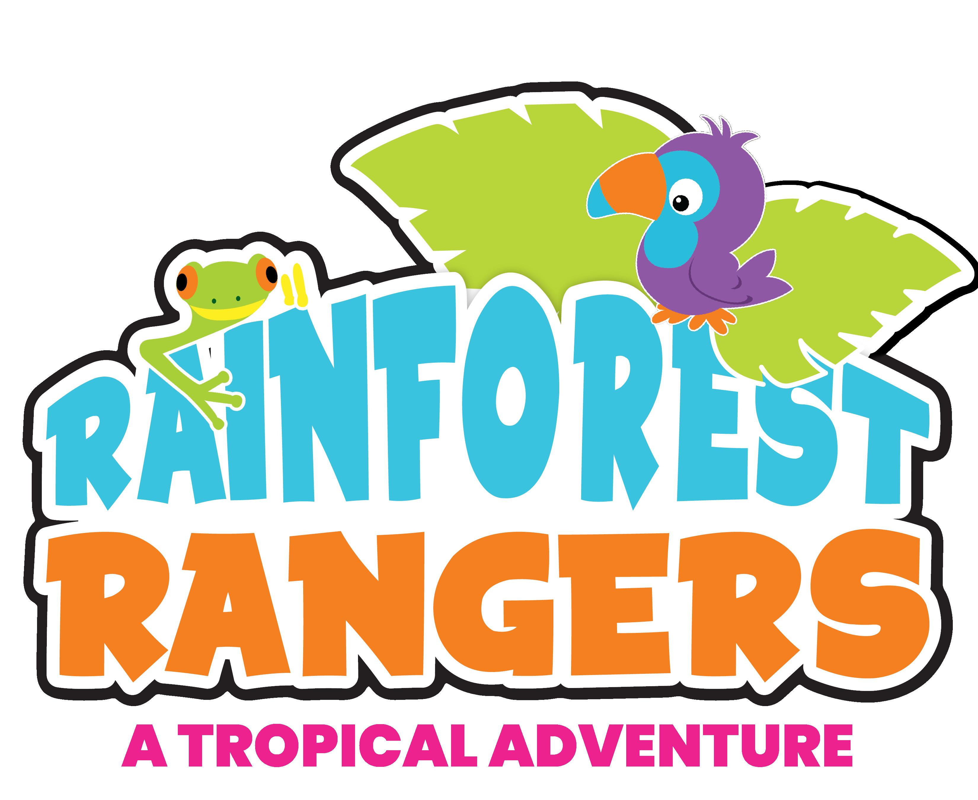 CampTastic Theme Logos 2021_Rainforest Rangers with Tagline (1)